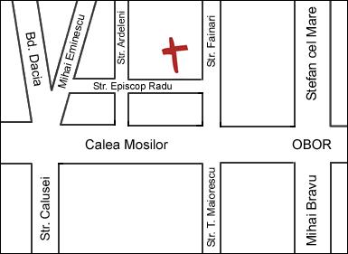 Harta Biserica Crestina dupa Evanghelie Antiohia