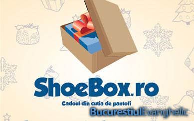 ShoeBox 2012 – Cadoul din cutia de pantofi