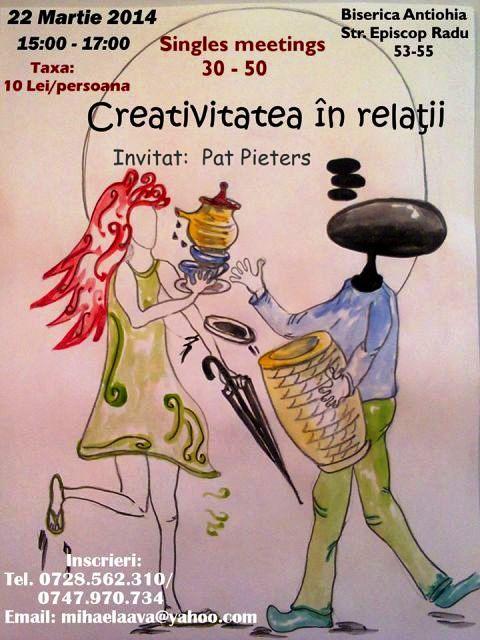 Creativitate in relatii