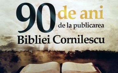 90 de ani de la publicarea Bibliei Cornilescu